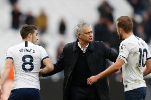 Jose Mourinho will be keen to keep his top performers at Tottenham next season