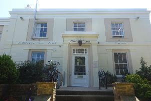 Manor House in Church Street, Littlehampton, will be closed to the public until further notice