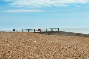 HM Coastguard is urging people not to visit beaches