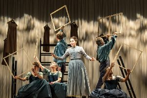 National Theatre Live - Jane Eyre - Pic by Manuel Harlan