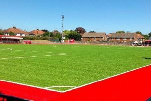 Worthing's Woodside Road ground will be hosting Isthmian premier games again next season, not National South fixtures as the club hoped