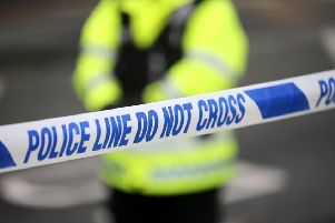 Police are currently at the scene of a security alert in Derry.