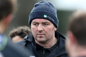 Ballymena coach Andy Graham
