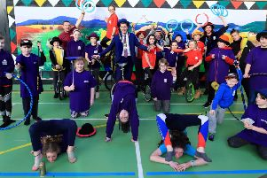 In Your Space Circus is delighted to be launching a brand new cross-community Street Arts project for the young people of Londonderry, Strabane and Donegal.