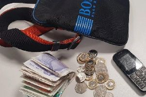 This haul was recovered by officers from a county lines dealer in Kettering on April 9