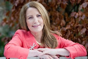 International bestselling author Lorna Byrne.