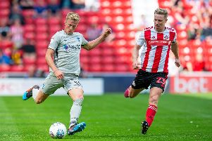 Ross McCrorie starts against Coventry. Picture: Malcolm Mackenzie