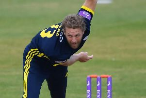 Northants all-rounder Gareth Berg travels to Oman later this month, to play for Italy in a qualifying tournament ahead of the 2023 Cricket World Cup