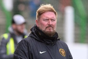 Carrick Rangers manager Niall Currie was delighted to see his side return to winning ways.