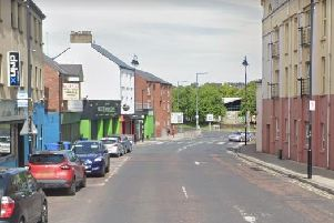 John Street, Londonderry. (Photo: Google Maps)