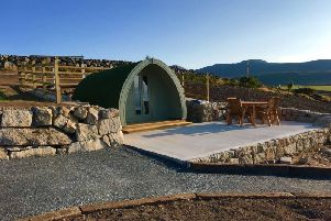 Mournes Glamping