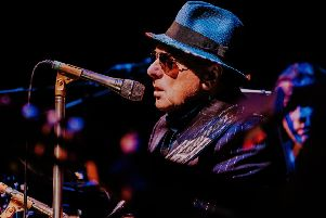 Van Morrison to bring Moondance magic to Derry Jazz Festival