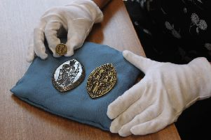 The seal matrices discovered at Lincoln Cathedral EMN-181109-102112001