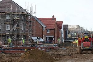 House building in Aylesbury Vale at its highest level in a decade