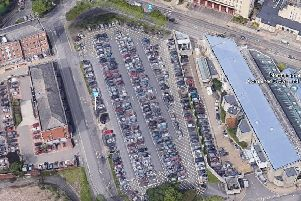 The Upper Mounts car park could have its 60p charge scrapped