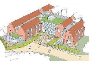 New boarding house accommodation at Bede's School