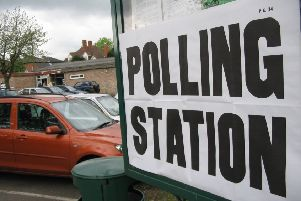 East Lindsey residents will be going to the polls in May
