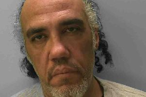 George Powell from Eastbourne is wanted by police