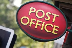 Post Office (stock image)