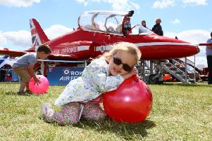 Fun for all ages at the Lincolnshire Show