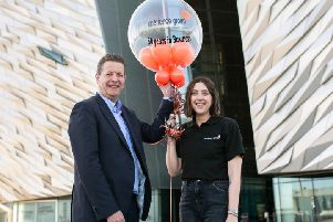 Patrick Leggett, Group Sales Director and Lauren Kelly, Customer Success Manager at Xperience Group