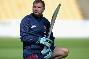 Northants head coach David Ripley