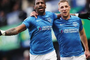 Pompey play Burton Albion tomorrow and its televised