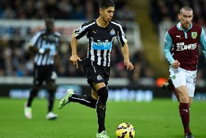 Ayoze Perez (Photo by Stu Forster/Getty Images)