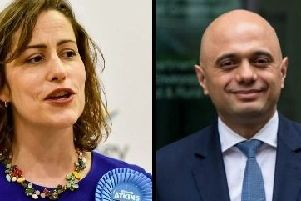Victoria Atkins is backing Sajid Javid to be the next Prime Minister.