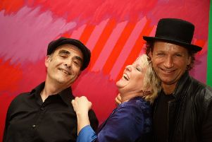 The Spikedrivers - Ben Tyzack, Constance Redgrave and Maurice McElray