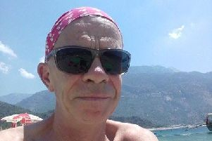 David Cann, who has been missing in Turkey for two weeks