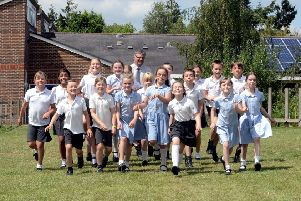 Staff and pupils at Petworth Primary School are 'exceptionally pleased' with the news