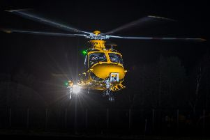 The Lincs and Notts Air Ambulance. EMN-190726-132727001