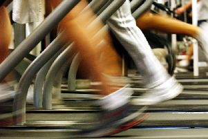 Gym users. Photo: Getty Images