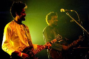 Imarhan at The Wedgewood Rooms, Southsea, on August 5, 2019. Picture by Paul Windsor