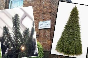 Louth town councillors will re-vote on the artificial Christmas Tree next week.