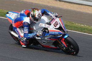 Peter Hickman completed another consistent year on the track EMN-191021-094929002