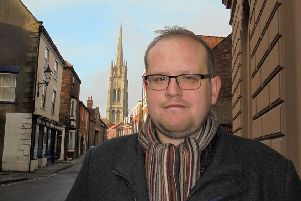 Ross Pepper is standing as the Liberal Democrat candidate for Louth and Horncastle.