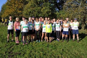 Chichester Runners at the WSFR League fixture / Picture by Peter Anderson