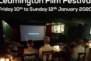 The films will be shown at the downstairs art cinema at the Temperance from 7pm to 10pm over Friday, Saturday and Sunday.