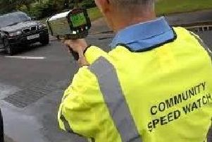 Community speedwatch (stock image)