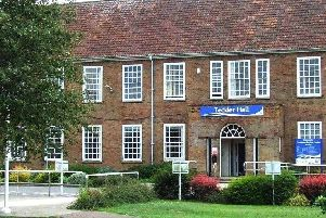 ELDC's current headquarters in Manby.