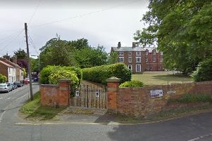 King Edward VI Grammar School, Louth.