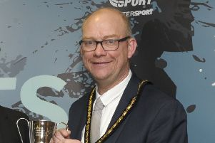 Deputy Lord Mayor, Councillor Paul Duffy