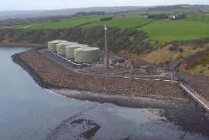 Cloghan Point Oil Terminal