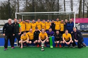Instonians have been crowned Ulster Premier League champions after a decisive 4-1 win over champions Kilkeel at Shaw's Bridge on Saturday.