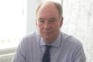 Warwickshire Police and Crime Commissioner Philip Seccombe.