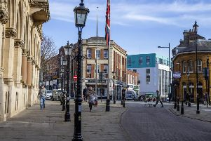 Residents are being asked if there should be a separate town council for Northampton if a local government reorganisation is approved