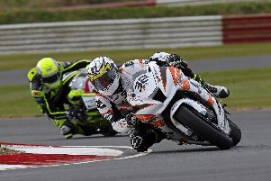 Carl Phillips made it three Ulster Superbike wins in a row as he won the opening Enkalon Trophy race at Bishopscourt in Co. Down on Saturday.