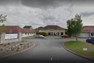 Sandringham Nursing Home Portadown Photo courtesy of Google